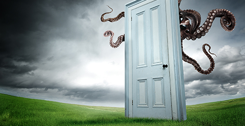 Problémy jsou jen iluzí strachu